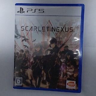 BANDAI NAMCO Entertainment - SCARLET NEXUS(スカーレットネクサス) PS5 早期購入特典あり
