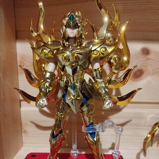 BANDAI - 聖闘士聖衣神話EX 神聖衣とOCE 獅子座レオのアイオリア ジャンクセット