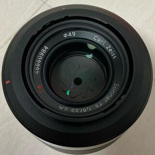 SONY - SONY Sonnar T* FE 55mm F1.8 ZA 単焦点