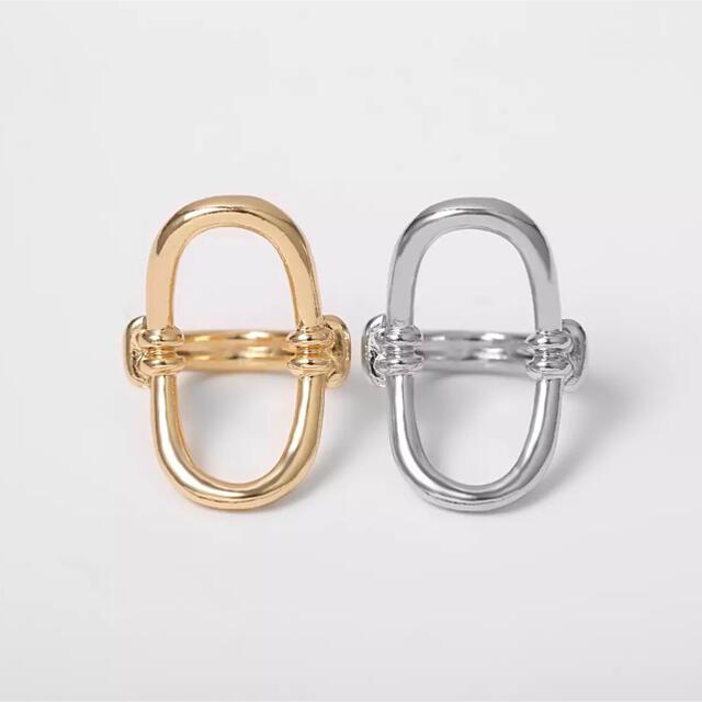 Ameri VINTAGE(アメリヴィンテージ)のシルバーリング レディースのアクセサリー(リング(指輪))の商品写真
