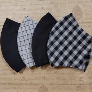 マスク(THE MASK)の【4枚同梱割】✾専用✾ ゆったりsize  インナーマスク 布製(その他)