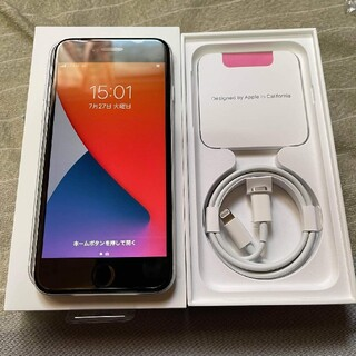 Apple - iPhone SE 第2世代 256GB ホワイト SIMフリー