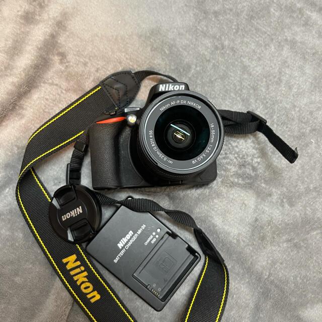 Nikon(ニコン)のNikon D5600 + AF-P 18-55mm レンズキット スマホ/家電/カメラのカメラ(デジタル一眼)の商品写真