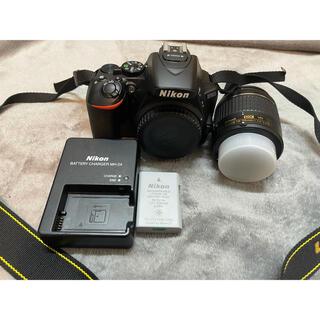 Nikon - Nikon D5600 + AF-P 18-55mm レンズキット