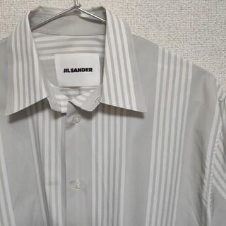 Jil Sander - 【値下げ】JIL SANDER ストライプシャツ