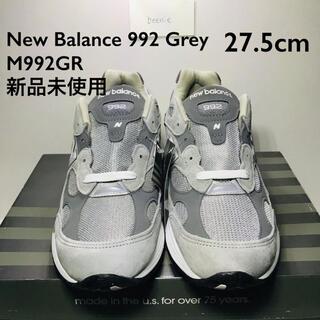 New Balance 992 GR 27.5cm(スニーカー)