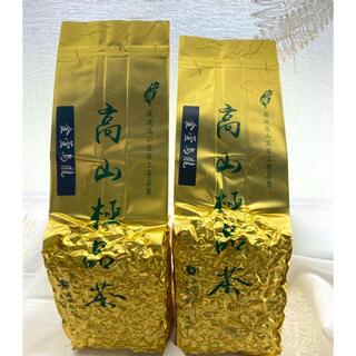 [上級]台湾高山金萱茶 150g×2袋(茶)