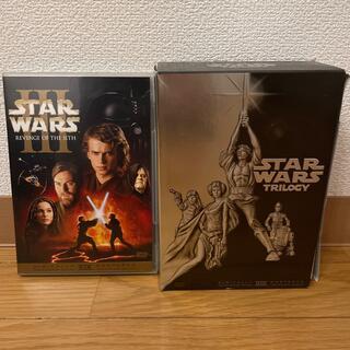 ディズニー(Disney)のスター・ウォーズ トリロジー DVD-BOX DVD+スターウォーズⅢ(舞台/ミュージカル)