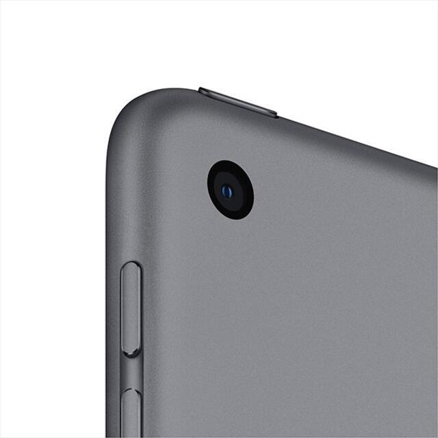Apple(アップル)のiPad  第8世代 10.2インチ 32GB スペースグレイ MYL92J/A スマホ/家電/カメラのPC/タブレット(タブレット)の商品写真