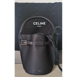 セリーヌ(celine)の新品 セリーヌ ビッグバッグ バケット ナノ(ショルダーバッグ)