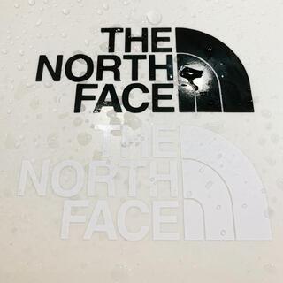 ノースフェイス THE NORTH FACE カッティングステッカー 2枚セット