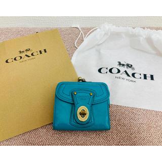 コーチ(COACH)の専用☆COACH コーチ☆ 二つ折り財布&MIU MIU財布(財布)