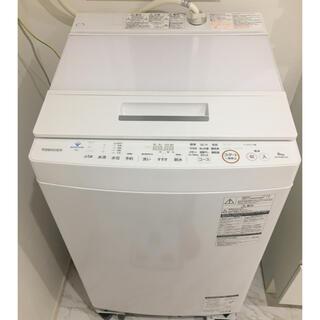 東芝 - 東芝 洗濯機 AW-KS8D7