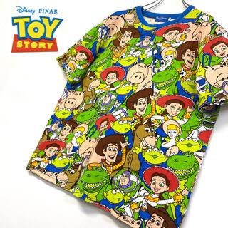 Disney - お値下げ不可 美品 Disney TOYSTORY キャラクターTシャツ