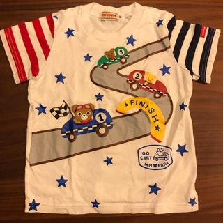 mikihouse - ミキハウス Tシャツ 90サイズ
