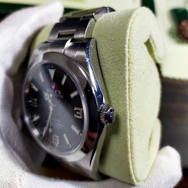 ROLEX(ロレックス)のROLEX ロレックス エクスプローラー1 214270 メンズの時計(腕時計(アナログ))の商品写真
