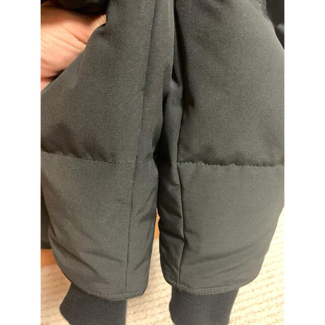 CANADA GOOSE(カナダグース)のカナダグース カーソンパーカー ブラックラベル サザビーリーグ国内正規品 メンズのジャケット/アウター(ダウンジャケット)の商品写真