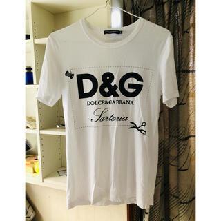 ドルチェアンドガッバーナ(DOLCE&GABBANA)のD&G DOLCE&GABBANA ドルチェ&ガッバーナ.tシャツ(Tシャツ/カットソー(半袖/袖なし))