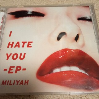 I HATE YOU E.P./加藤ミリヤ(ポップス/ロック(邦楽))