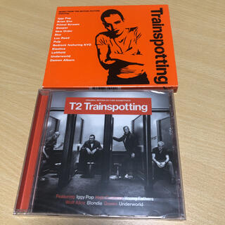 《値下不可》Trainspotting&新品T2セット(映画音楽)