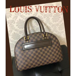 LOUIS VUITTON - 正規品★超美品‼️ルイヴィトン ダミエ ノリータ ボストン