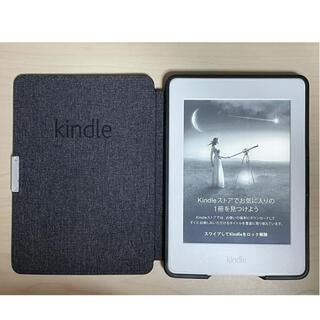 Amazon Kindle Paperwhite 4GB 広告有 純正ケース付き