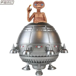 E.T. ガチャ名場面コレクション PART2 宇宙船