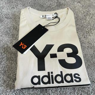 Y-3 - 【未使用】Y-3 STACKED LOGO SS Tシャツ アディダス  XL