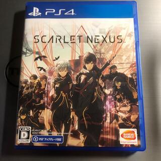 PlayStation4 - SCARLET NEXUS(スカーレットネクサス) PS4
