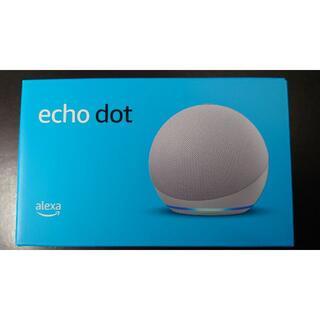 ☆新品☆Amazon Echo Dot 第4世代 スマートスピーカー ホワイト