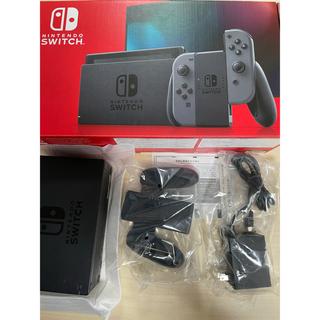 Nintendo Switch - Nintendo Switchドック Joy-Conグリップ 箱 セット