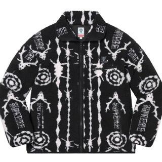 シュプリーム(Supreme)のSupreme SOUTH2 WEST8 Fleece Jacket(ブルゾン)