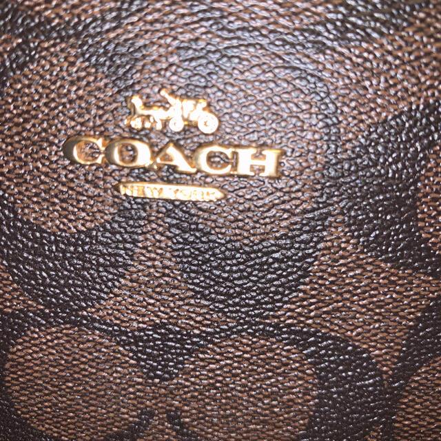 COACH(コーチ)の新品 COACHカメラショルダーバッグ レディースのバッグ(ショルダーバッグ)の商品写真
