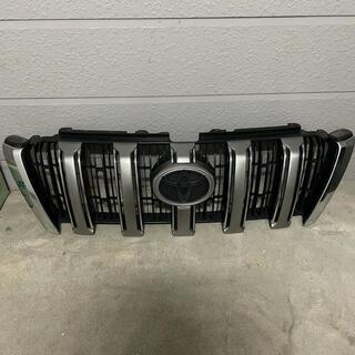 トヨタ - ランドクルーザープラド 150系 中期 トヨタ純正 フロントグリル ランクル