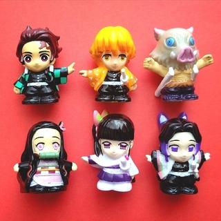 最終sale!! 鬼滅の刃 すくい人形 6個セット