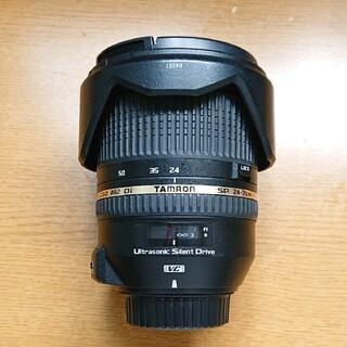 TAMRON - TAMRON SP 24-70mm F/2.8 Di VC USD Nikonマ