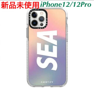 SEA - WIND AND SEA iPhone12 Pro スマホ ケース iPhone