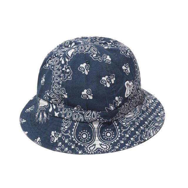 #FR2 Paisley Bucket Hat バケハ バケットハット メンズの帽子(ハット)の商品写真