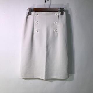 テチチ(Techichi)の【新品】Te chi chi ポンチ ストレッチ スカート(ひざ丈スカート)