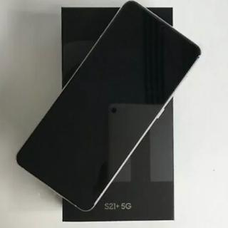 Galaxy - 新品 Galaxy S21 5G 128GB  SIMフリー版 ファントムグレー