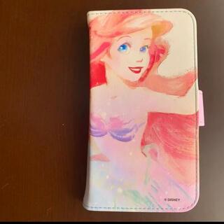 Disney - アリエル iPhone6/6s/7/8 手帳型ケース