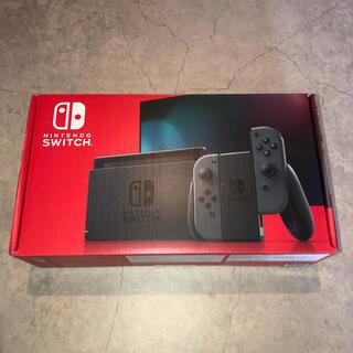 Nintendo Switch - Nintendo Switch ニンテンドースイッチ 本体 グレー