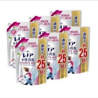 レノア 本格消臭 柔軟剤 スポーツエアー リフレッシュエアリーフローラル(洗剤/柔軟剤)