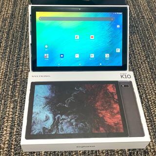 ANDROID - 【ほぼ新品】Androidタブレット10インチ