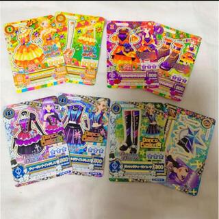 アイカツ カード DancingDiva 情熱ハラペーニョ 氷上スミレ 黒沢凛(シングルカード)