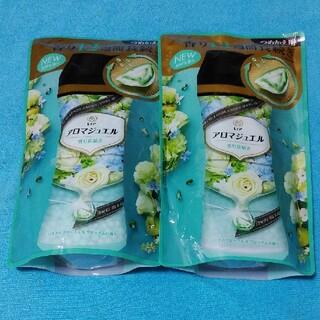 ピーアンドジー(P&G)のレノアアロマジュエル パステルフローラル&ブロッサムの香り2袋(洗剤/柔軟剤)