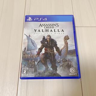 PlayStation4 - PS4 アサシンクリードヴァルハラ