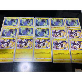 ポケモン(ポケモン)のエモンガ15枚(シングルカード)