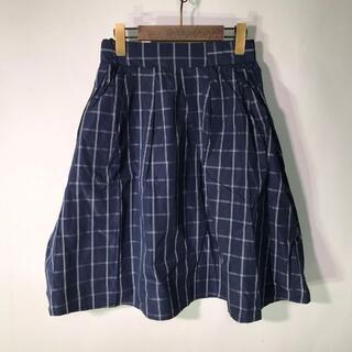 テチチ(Techichi)の【新品】Techichi タフタチェック柄 スカート(ひざ丈スカート)