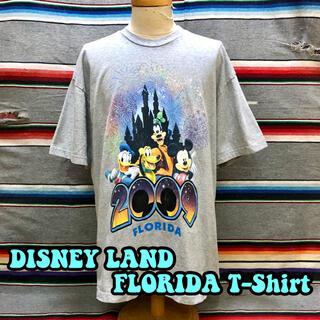 Disney - 2009 FLORIDA DISNEY LAND T-Shirt